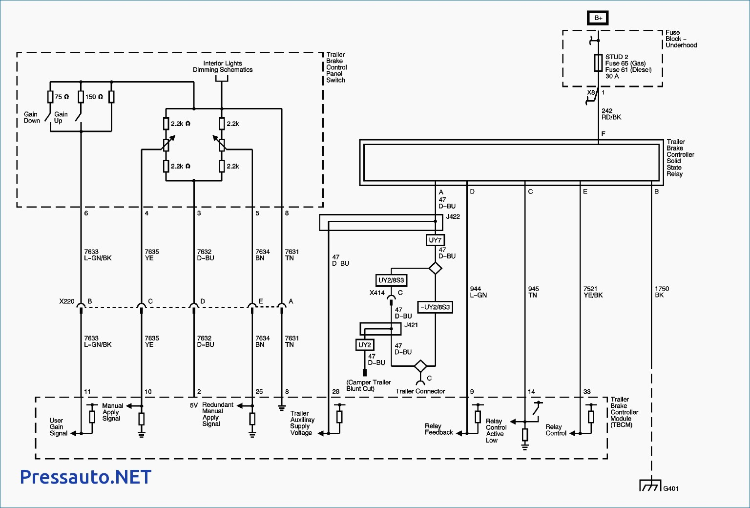 Chevy Express Trailer Wiring Diagram - Chevy Express Trailer Wiring Diagram  Download Free 5j