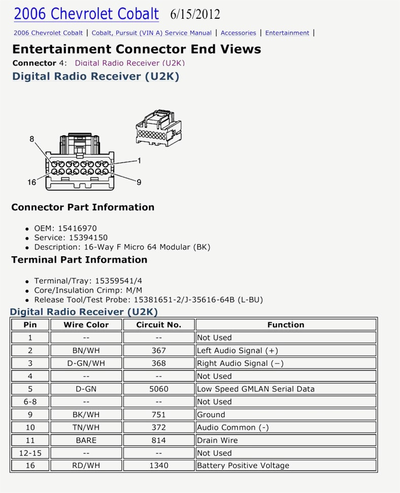 chevy radio wiring diagram Collection-How to Install New Car Stereo Wiring Awesome 2008 Chevy Uplander Car Stereo Wiring Diagram Chevrolet 17-n