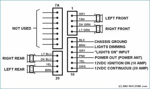 stereo wiring diagram 2000 chevy blazer data wiring diagrams u2022 rh kwintesencja co