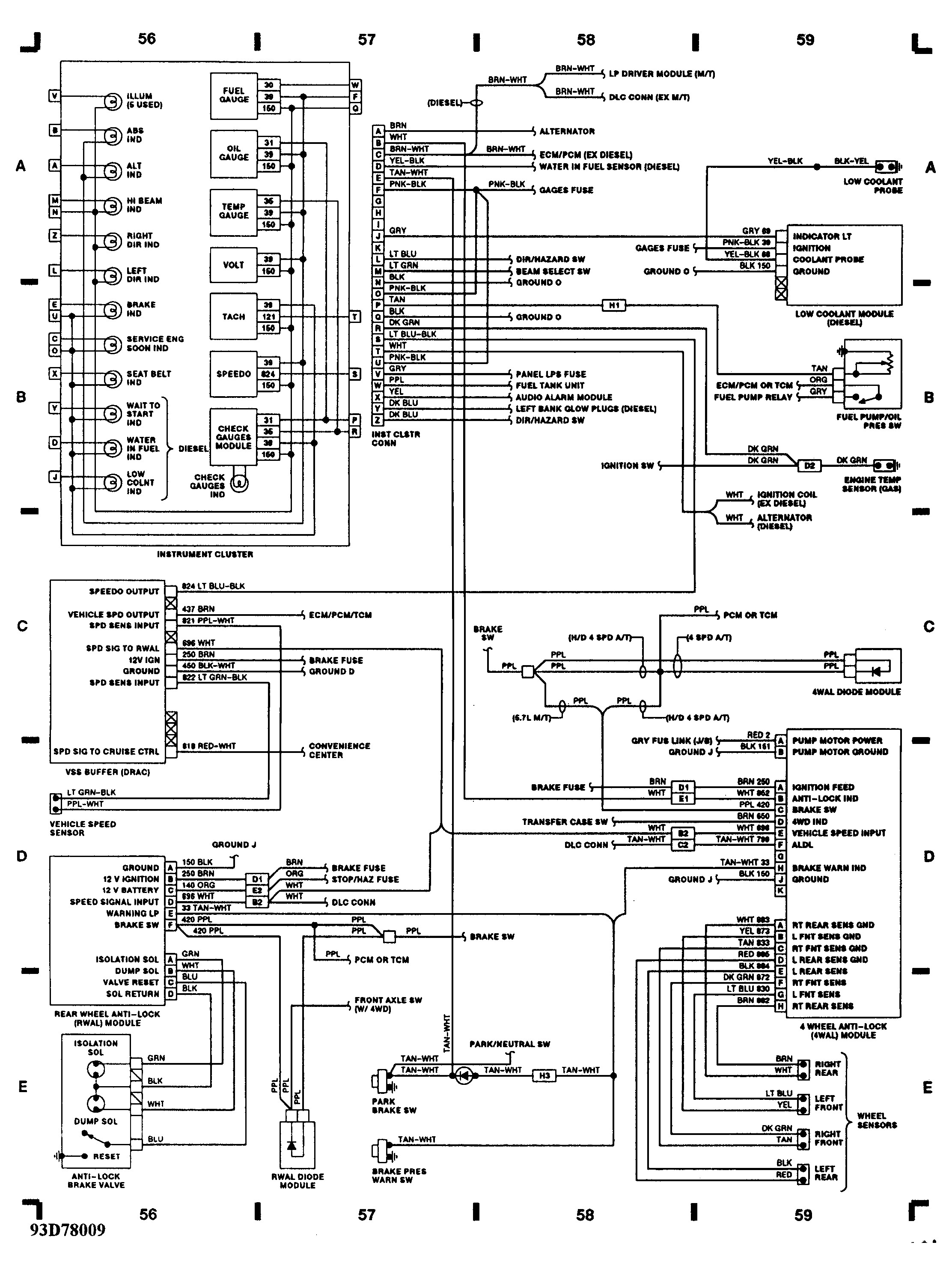 chevy silverado wiring diagram Collection-1993 chevy silverado wiring diagram 1993 Chevy Silverado Wiring Diagram Beautiful I Have A 93 11-j