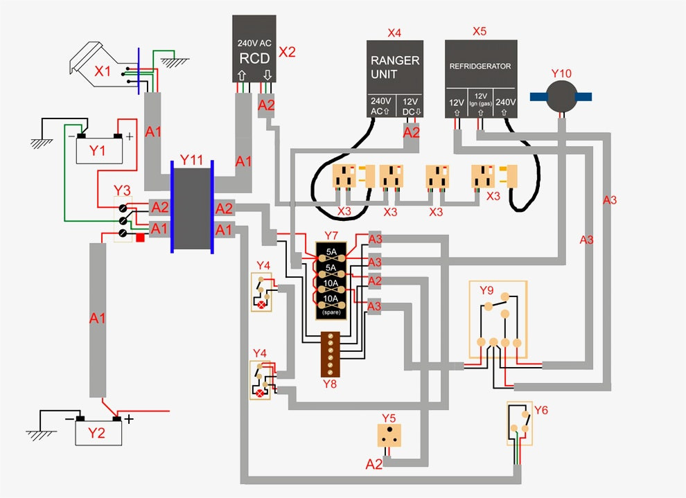 Circuit Breaker Wiring Diagram Download