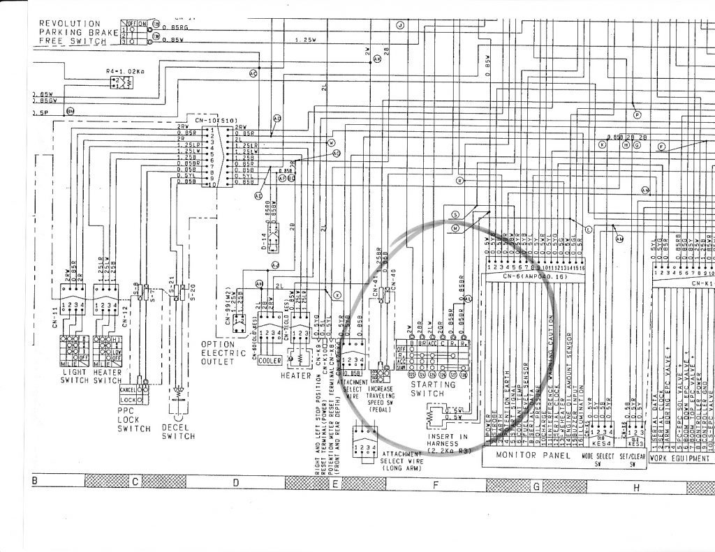 Mitsubishi Forklift Ignition Wiring Diagram - Wiring