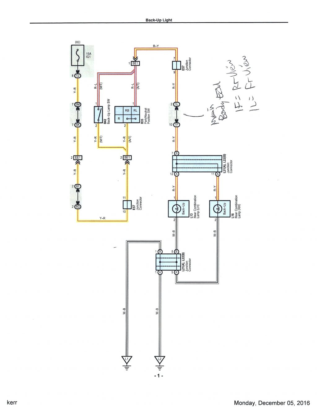 cmos camera wiring diagram sample