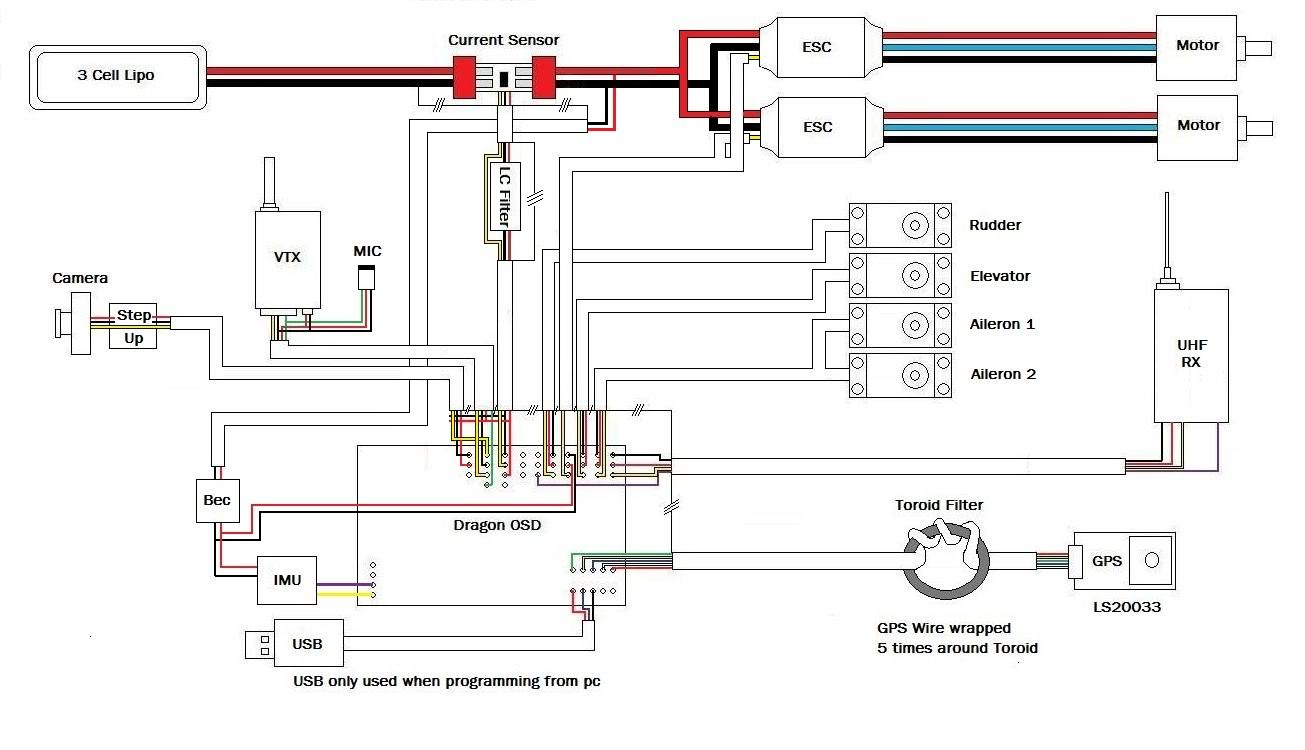 cmos camera wiring diagram Collection-Cmos Camera Wiring Diagram Fpv Diagrams Bw Mc And 3-r