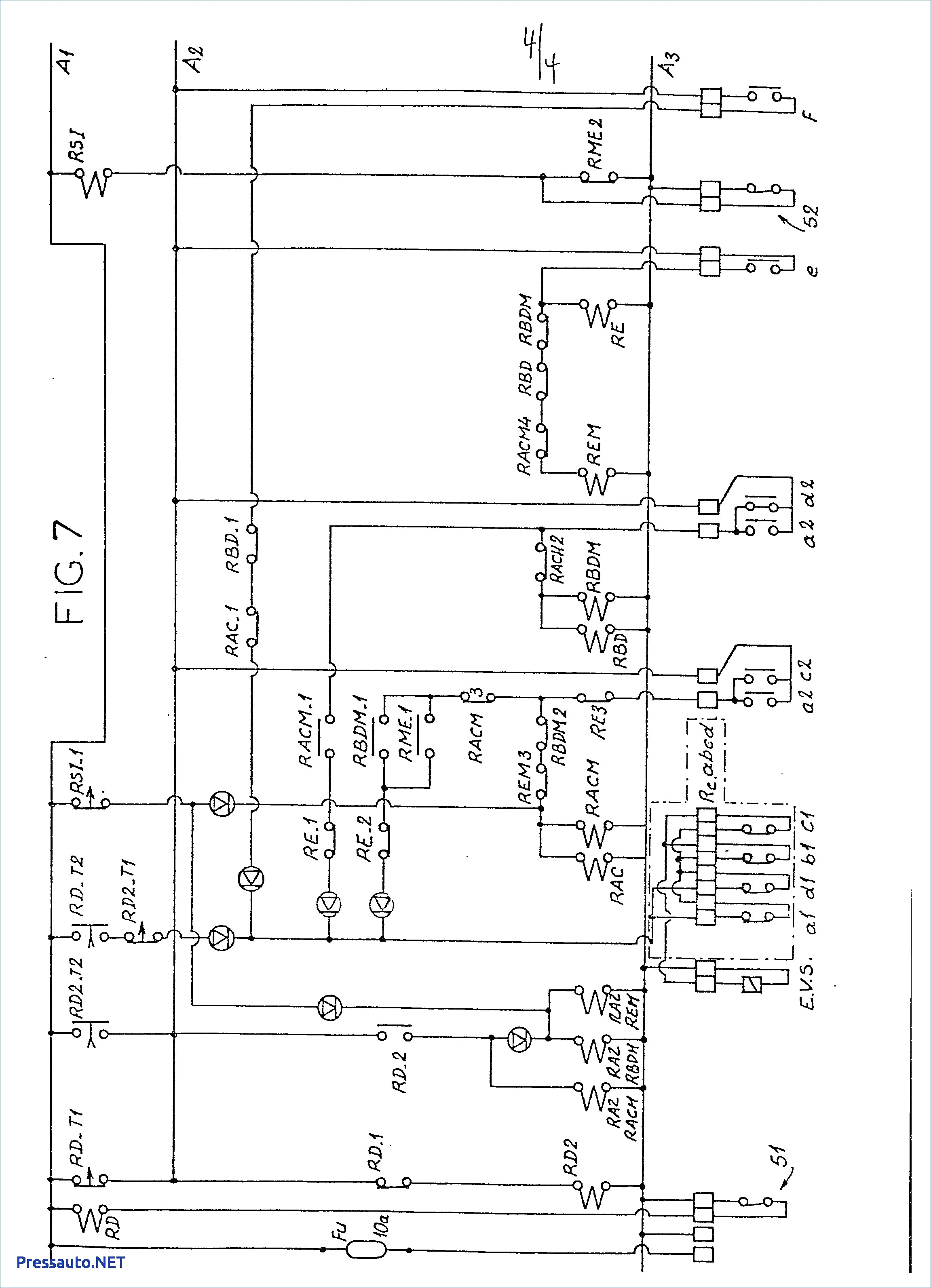 Control Relay Wiring Diagram Download
