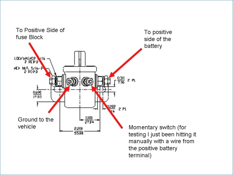 st81 solenoid wiring diagram schematic diagram