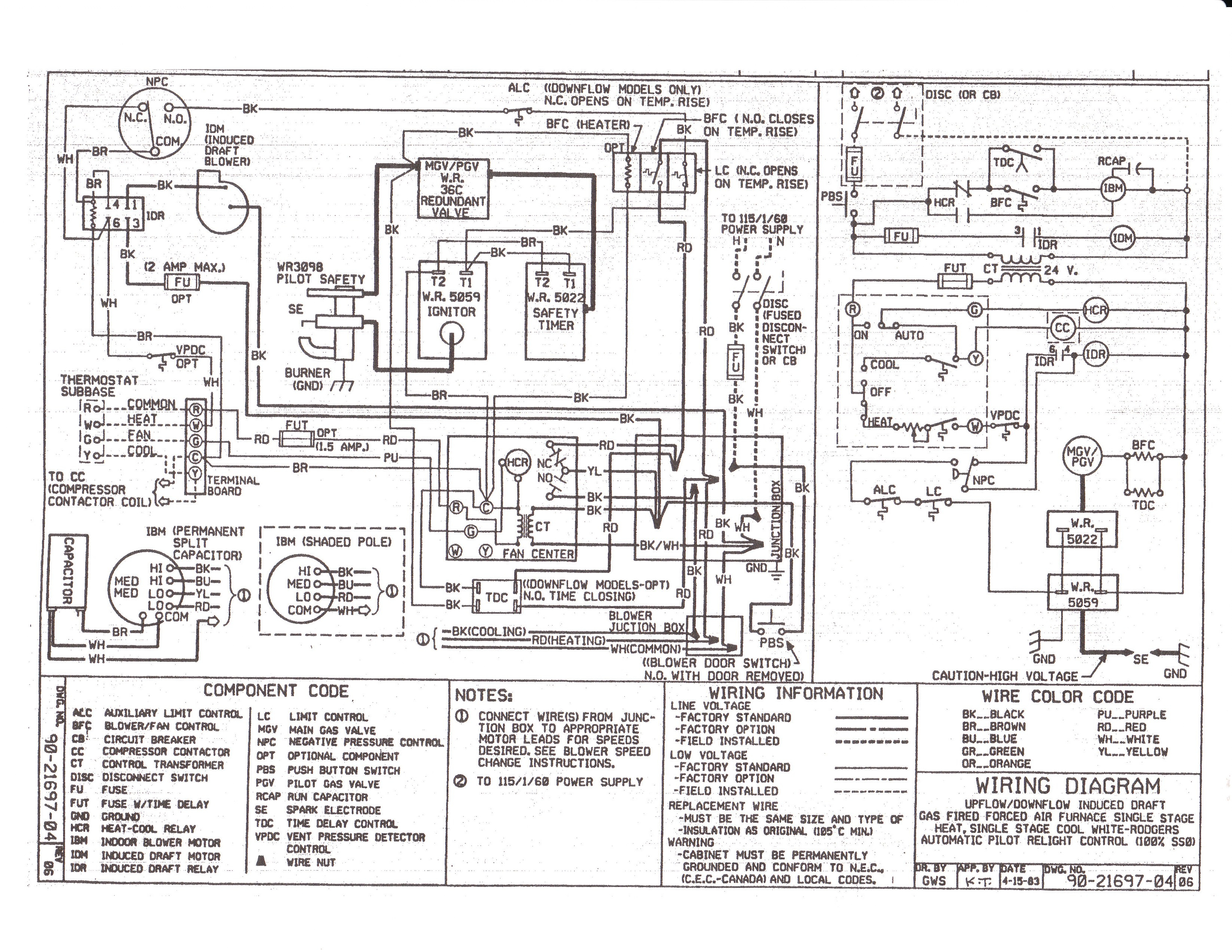 Mobile Home Gas Furnace Blower Wiring Library Motor Parts Further Electric Coleman Diagram Collection Lovely Intertherm 62