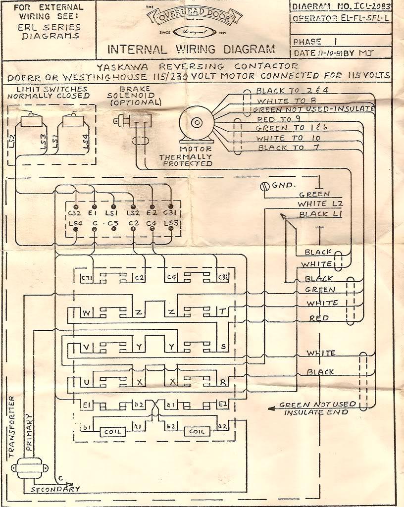 commercial garage door opener wiring diagram Download-Exterior mercial Garage Door Opener Wiring Diagram Wonderful 18-c