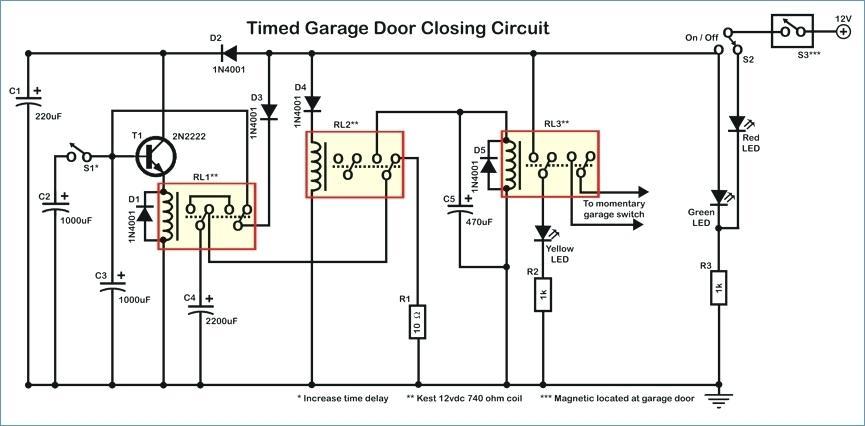 Commercial Garage Door Opener Wiring Diagram Download Wiring - Craftsman garage door opener wiring diagram