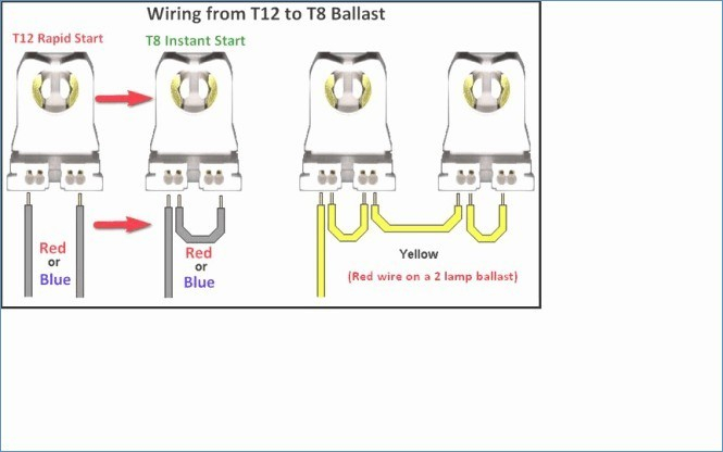 convert t12 to t8 wiring diagram sample wiring diagram sample ballast wiring diagrams t12 at Ballast Wiring Diagram T12