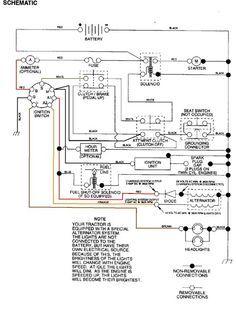 craftsman lawn mower model 917 wiring diagram Download-Craftsman Riding Mower Electrical Diagram 4-t