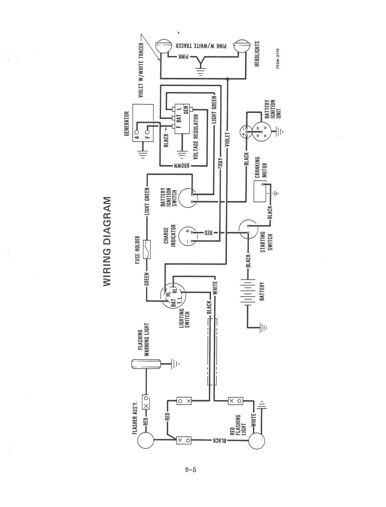 Ih H Wiring Diagram