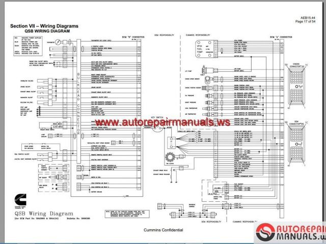 cummins ism ecm wiring diagram sample wiring diagram sample rh faceitsalon com ism wiring diagram cummins ism injector wiring diagram