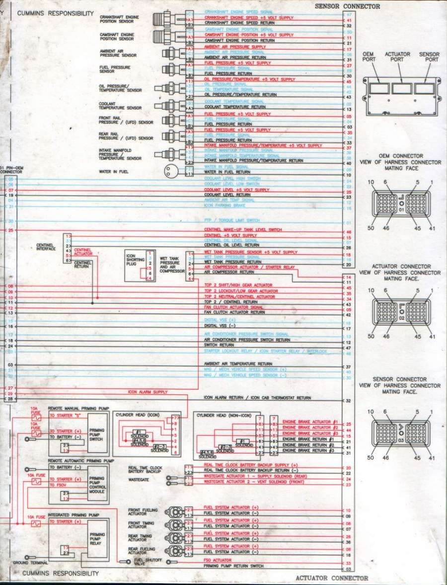 J1939 Wire Diagram Automotive Wiring Data Link Cummins Isx Library Rh 74 Trgy Org Cable