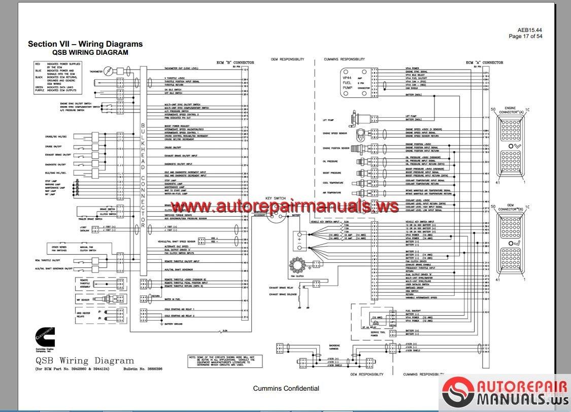 Cummins Isb Belt Diagram Ism Wire Diagrams Isx Engine Ecm Custom Wiring U2022 59