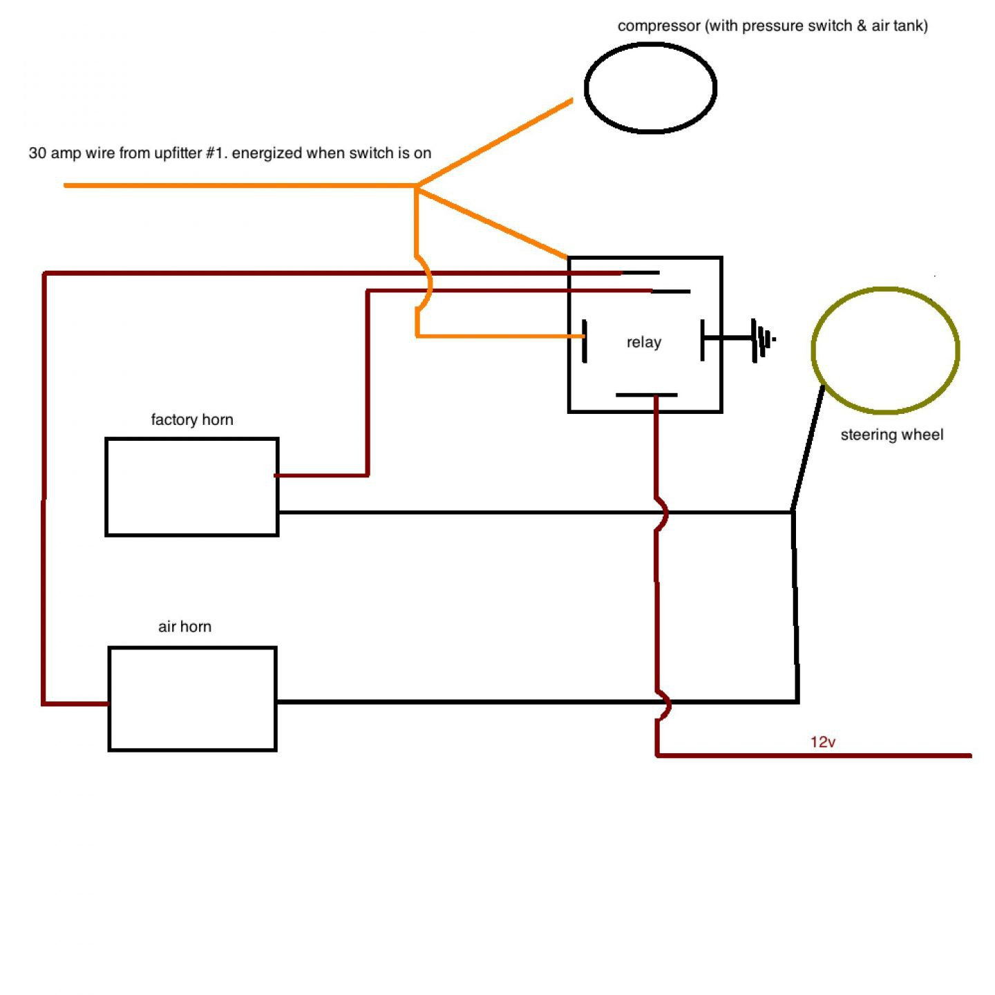 current sensing relay wiring diagram Download-air horn wiring diagram Collection Air Horn Wiring Diagram Best Air Horn Wiring Diagram Hella 7-q