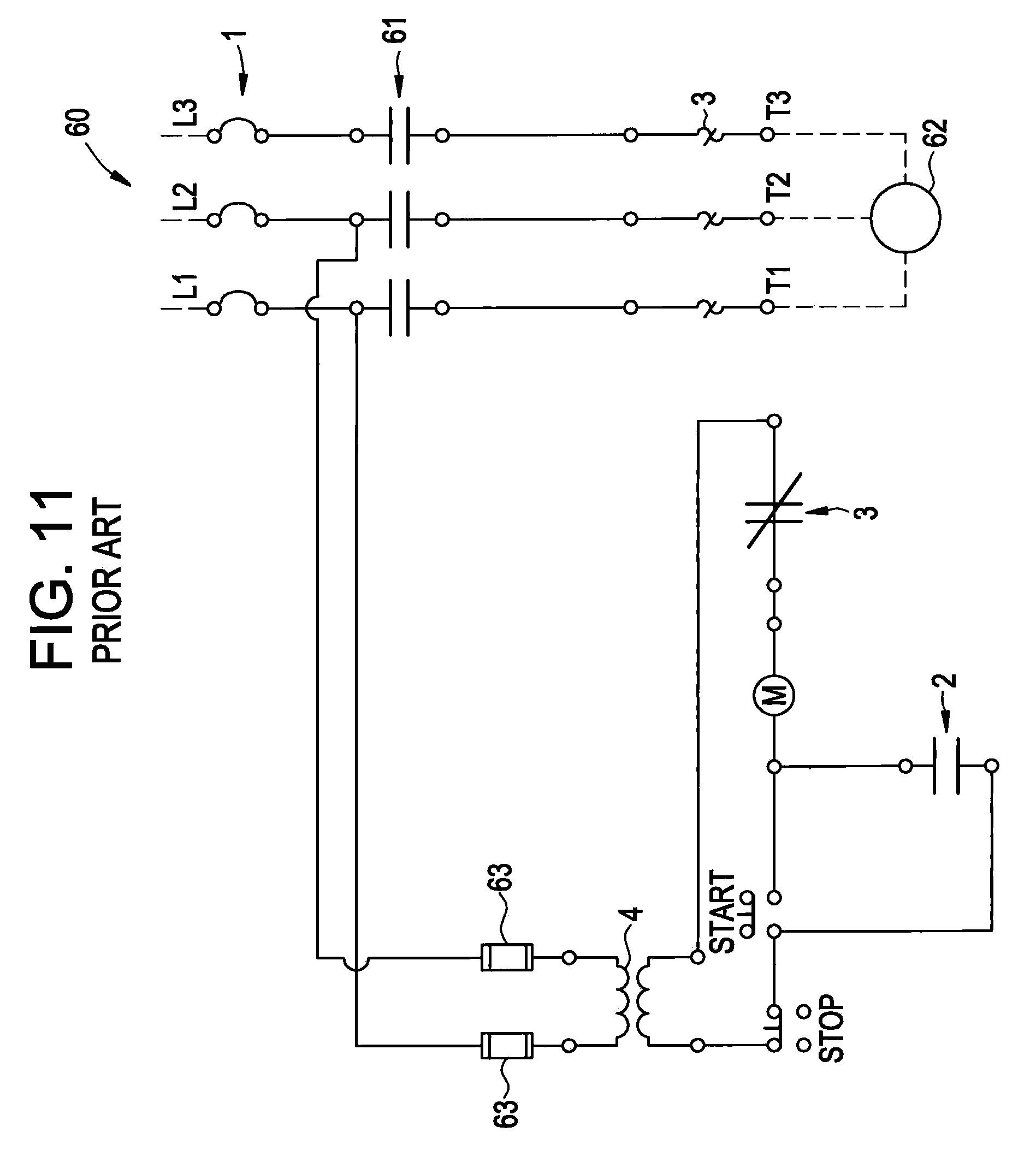 cutler hammer motor starter wiring diagram Collection-Wiring Diagram  Reversible Motor New Cutler Hammer Starter