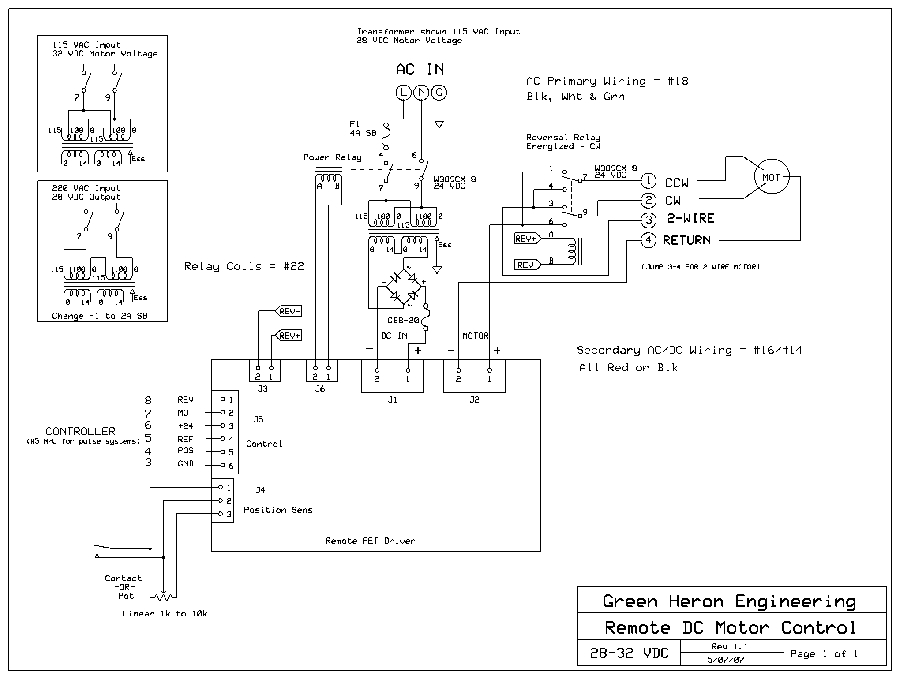 Dayton Sd control Ac Manual on