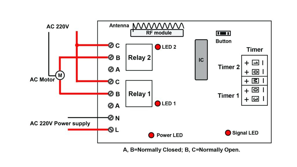 dayton time delay relay wiring diagram Collection-Time Delay Relay Wiring Diagram Ansi Ponent Timer How To Wire This Channel Remote Controller Controls 6-n