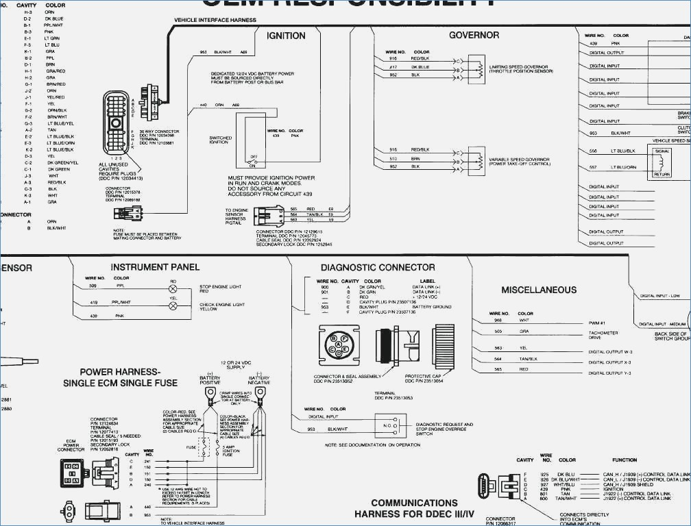 detroit diesel series 60 ecm wiring diagram Download-Detroit Series 60 Ecm Wiring Diagram Elegant Fantastic Cummins Ecm Wiring Diagram Contemporary Electrical 16-j