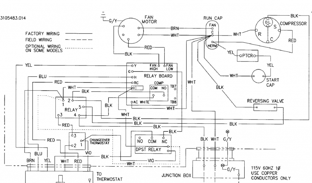 dometic ac wiring diagram Collection-dometic thermostat wiring diagram luxury dometic ac wiring diagram rh awhitu info dometic ac wiring schematic dometic a c wiring diagram 9-o