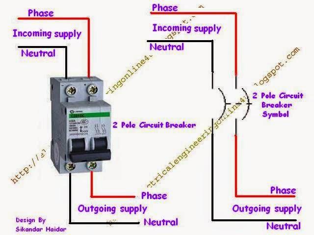double pole circuit breaker wiring diagram Collection-How to Install A Double Pole Circuit Breaker Luxury Single Pole Circuit Breaker Wiring Diagram Wiring 5-b