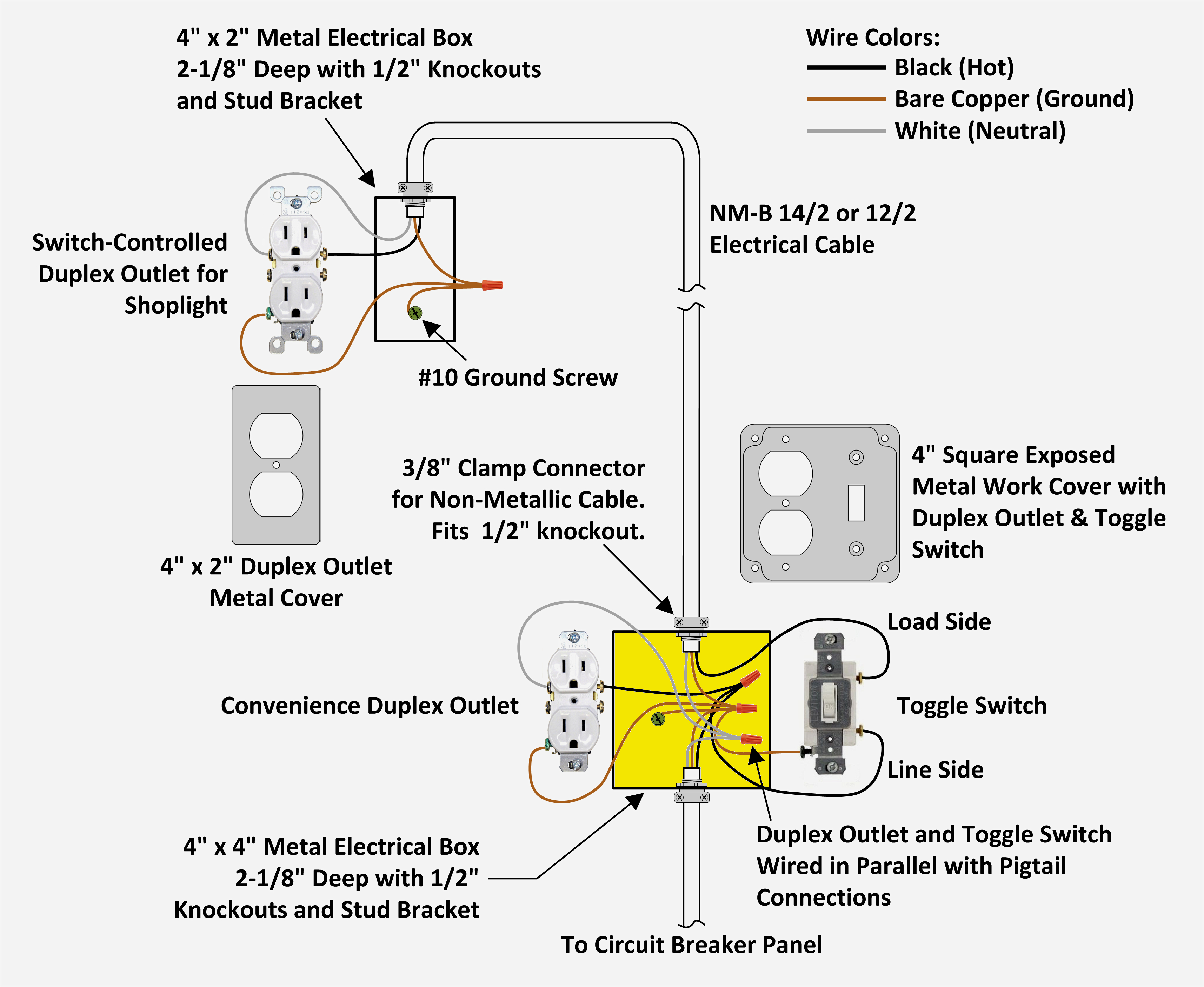 double pole toggle switch wiring diagram Collection-Double Pole Toggle Switch Wiring Diagram In Leviton And With 2 7-f