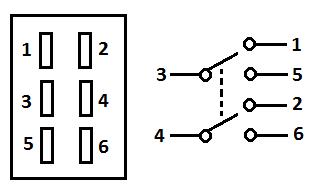 dpst rocker switch wiring diagram Collection-DPDT toggle switch wiring diagram 9-n