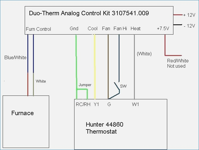 Duo therm Wiring Diagram Download Wiring Diagram Sample