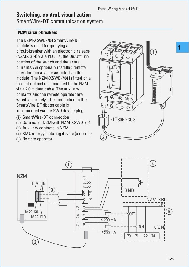 Eaton Transfer Switch Wiring Diagram Collection