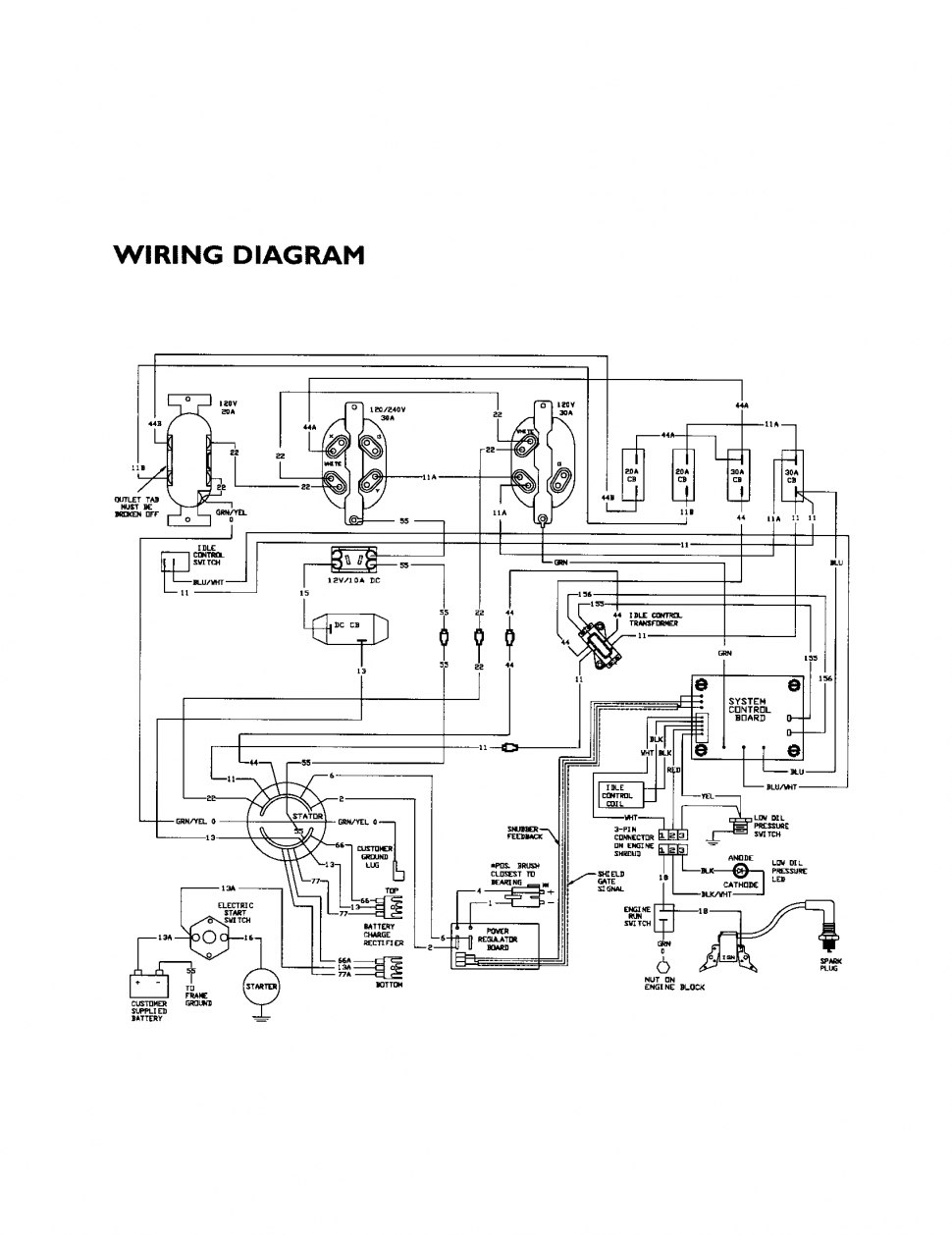 Eaton Transfer Switch Wiring Diagram Collection | Wiring ... on