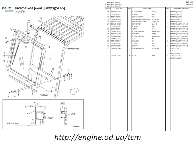 electric forklift wiring diagram Download-TCM Forklift Service manuals and Spare parts Catalogs · Hyster Forklift Forks hyster forklift wiring diagram 12-h