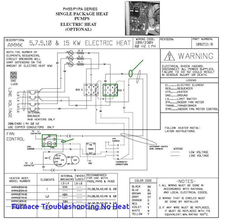 electric furnace wiring diagram Collection-40 Impressive Rheem Electric Furnace Wiring Diagram Furnace Troubleshooting No Heat 13-m