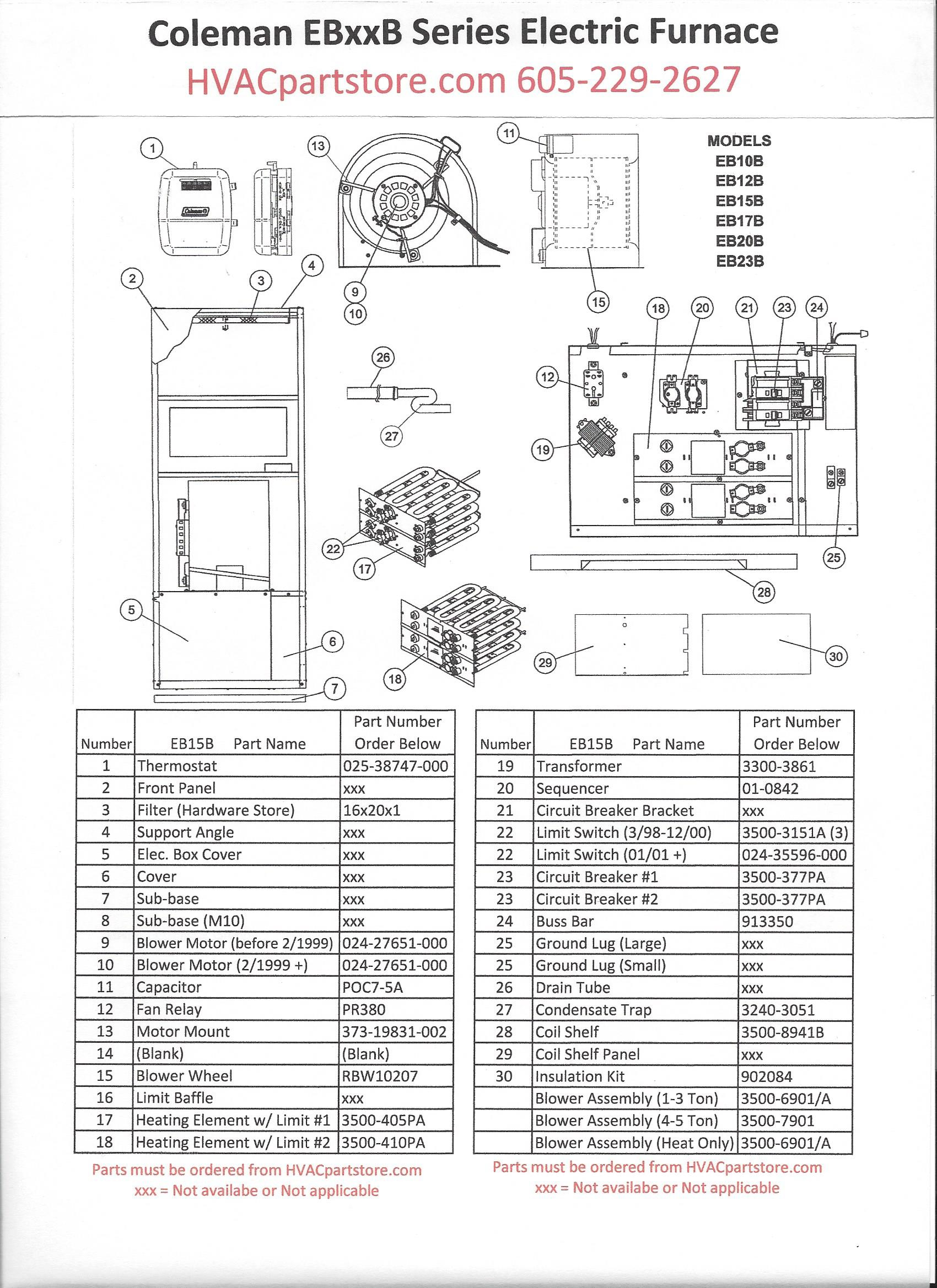 electric heat furnace wiring diagram Collection-Electric Heater Wiring Diagram 18-e