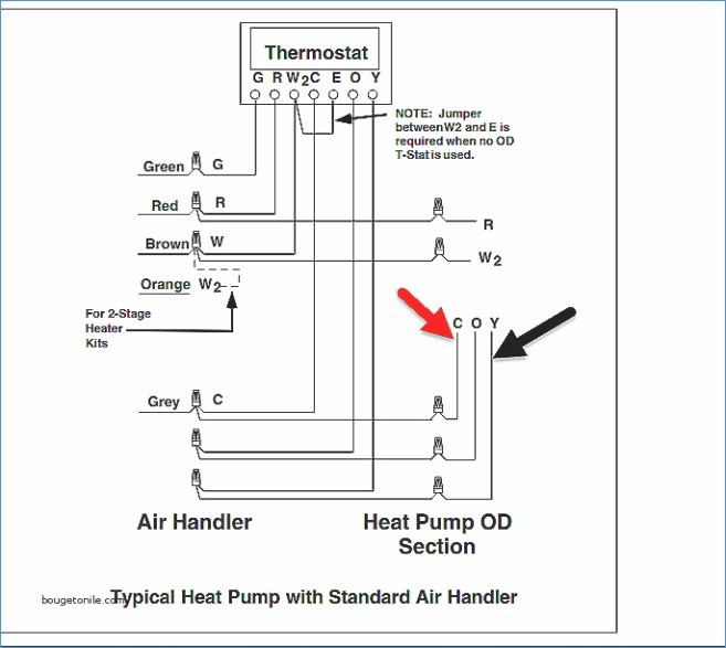 electric heat thermostat wiring diagram Download-Electric Baseboard Heater Wiring Schematic New How to Wire An Electric Furnace Awesome Wiring Diagram for 13-s