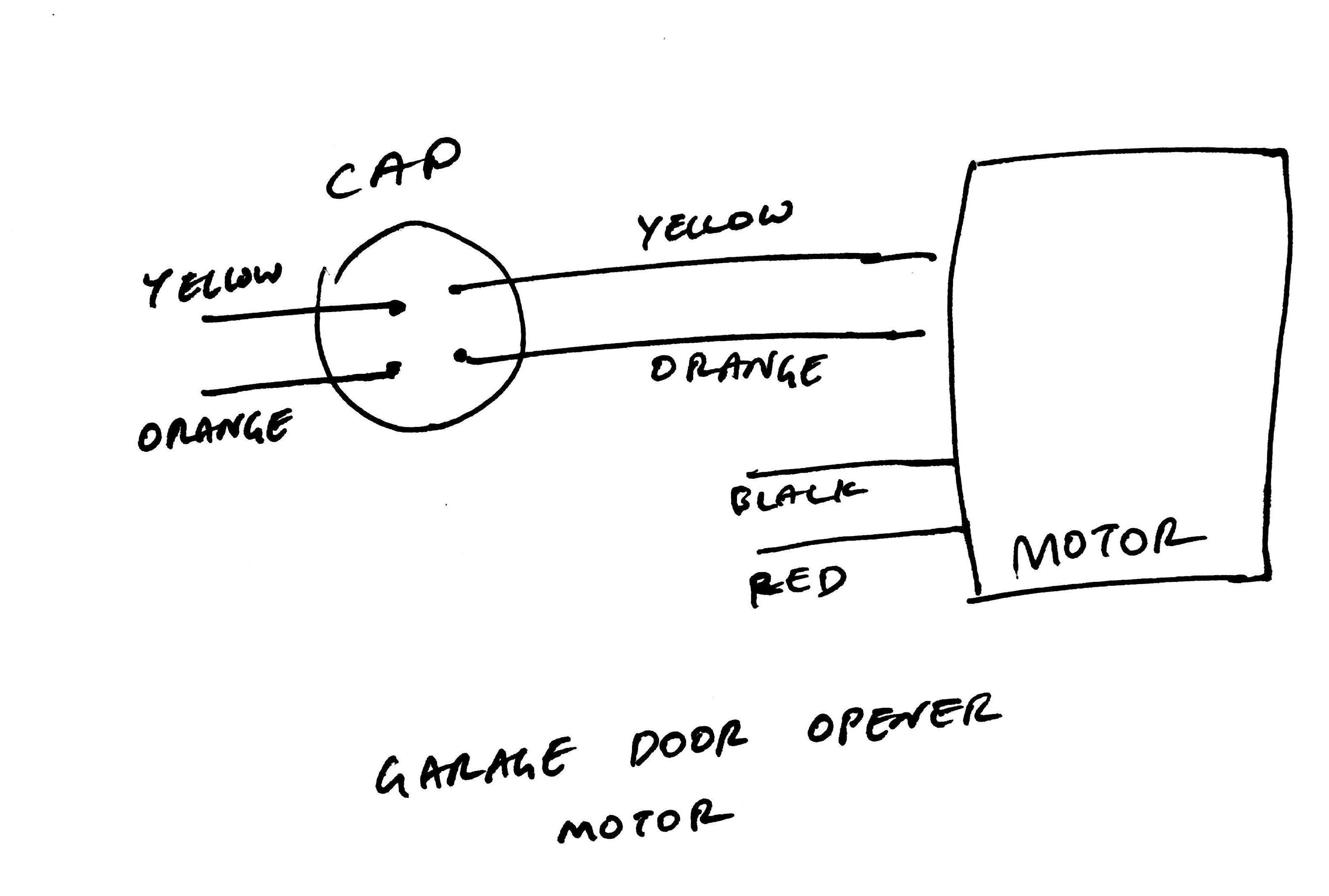 electric motor capacitor wiring diagram Collection-H Bridge Wiring For A 4 Wire AC Motor Electrical Engineering Noticeable Capacitor Diagram 13-l