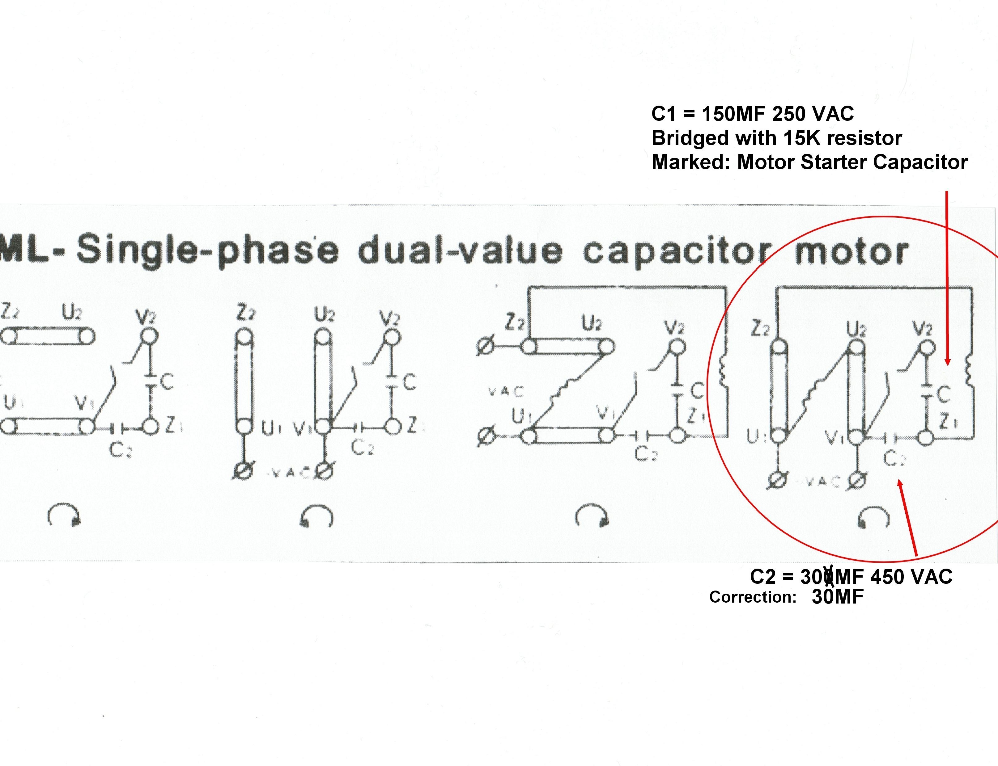 electric motor wiring diagram 220 to 110 Collection-Electric Fan Wiring Diagram With Capacitor Save Capacitor Start Electric Motor Wiring Diagram Fresh For Best Single 16-r