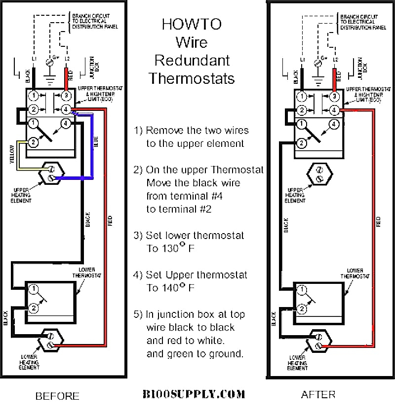 electric water heater thermostat wiring diagram Download-electric water heater thermostat wiring diagram Lovely Amazing Richmond Electric Water Heater Wiring Diagram 16-r