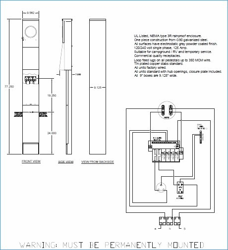 electrical outlet wiring diagram Download-How to Wire An Electrical Receptacle Unique Rv Electrical Outlet Beautiful Wiring Diagram Od Rv Park 18-h