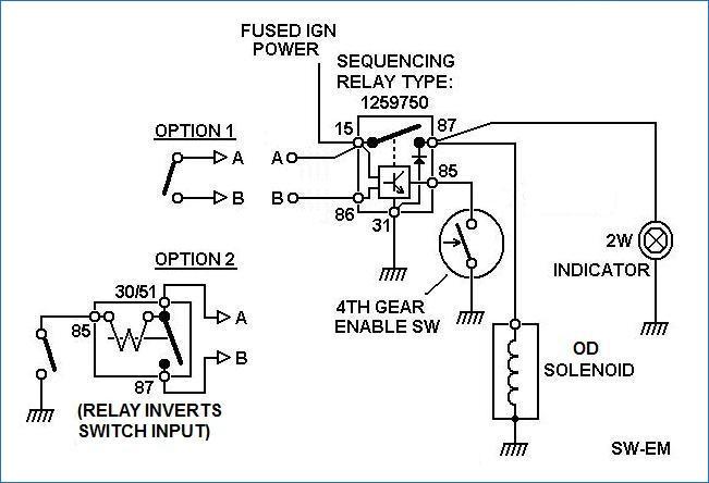 bodine electric wiring diagram  schematic diagram