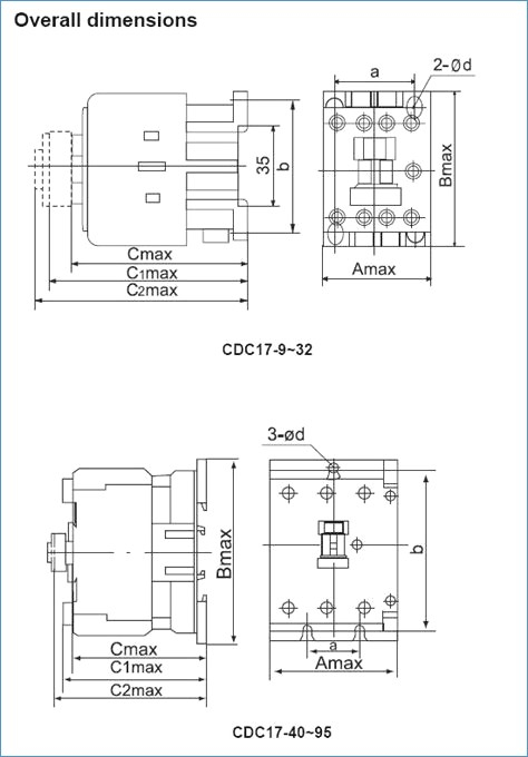 electrical wiring diagram maker Download-Exelent Schneider Electric Contactor Wiring Diagram Model 17-c