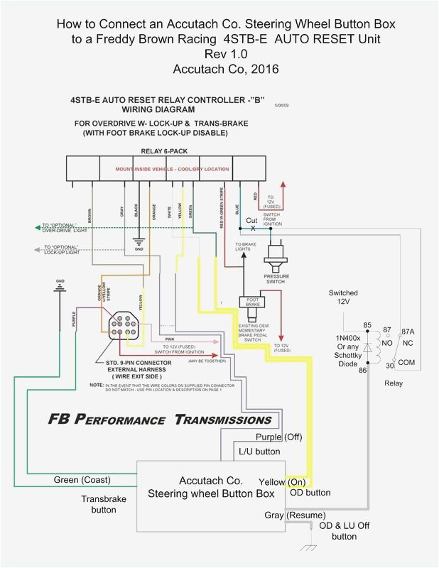 Emergency Push on Wiring Diagram Sample | Wiring Diagram ... on