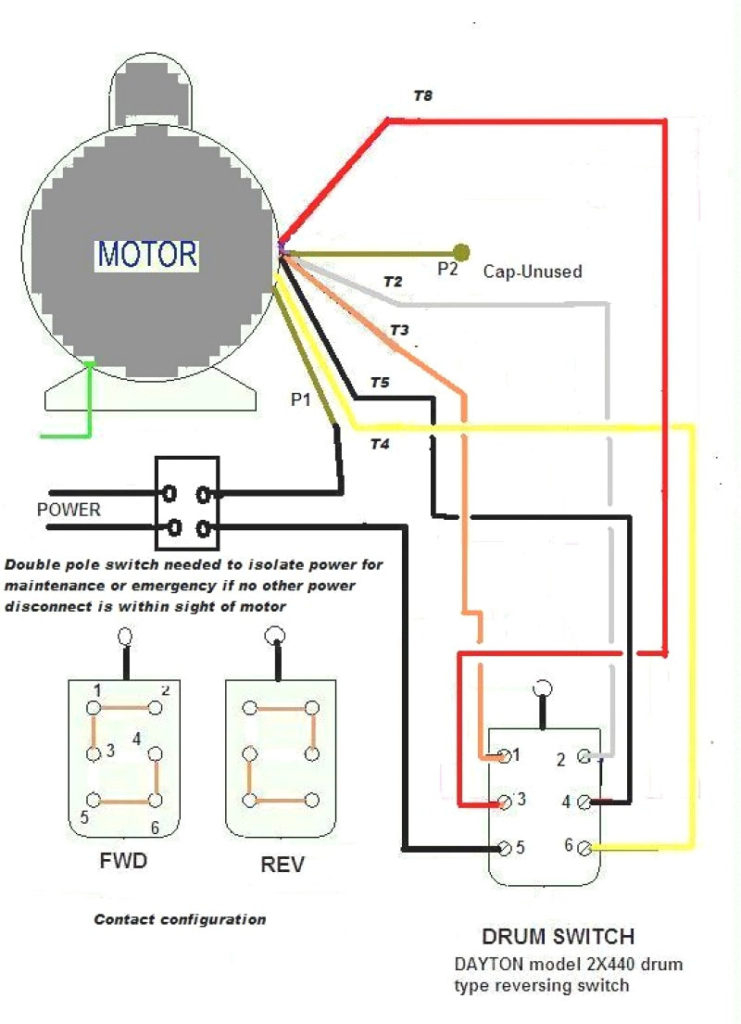 emerson motor wiring diagram Download-Electric Motor Wiring Diagram ‐ Diagrams Instruction 10-o