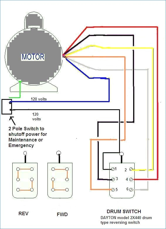 residential electrical motor schematic diagrams electric motor wiring basics - impremedia.net