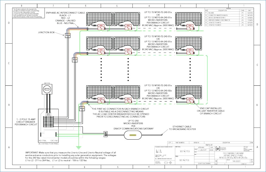 enphase micro inverter wiring diagram Collection-3 Phase Plug Wiring Diagram Uk Three Motor Power Control Diagrams 18-h