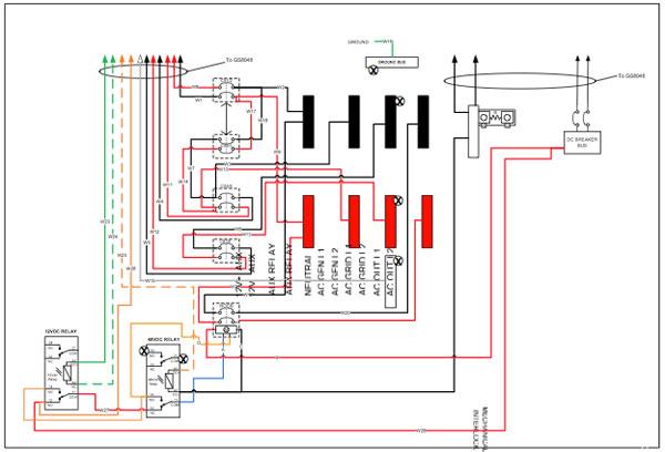 Enphase micro inverter wiring diagram sample