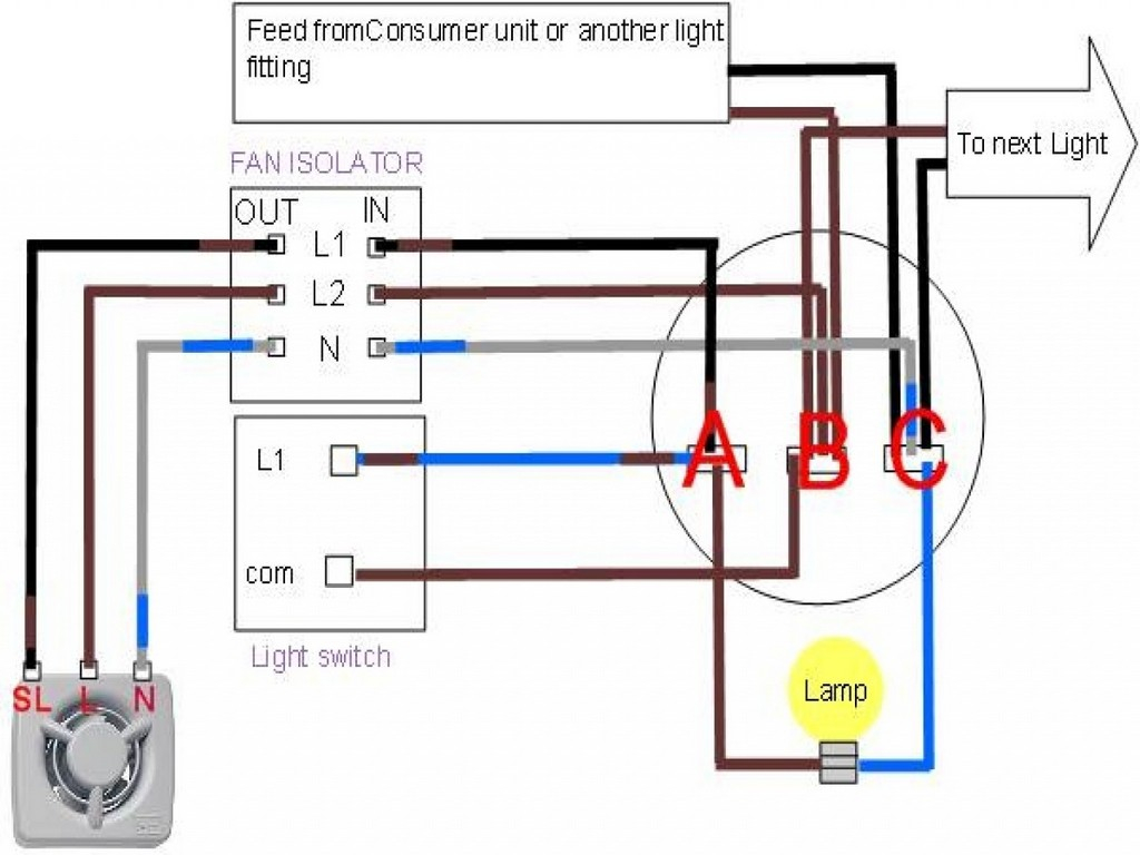exhaust fan wiring diagram Collection-Wiring Diagram Exhaust Fan Bathroom Capacitor Connection How To 15 1 10-g