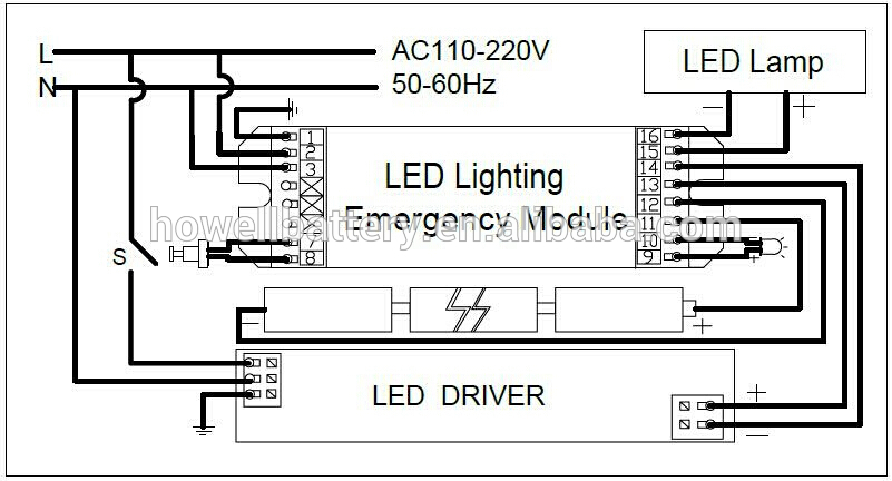 Exit Light Wiring Diagram Download Wiring Diagram Sample