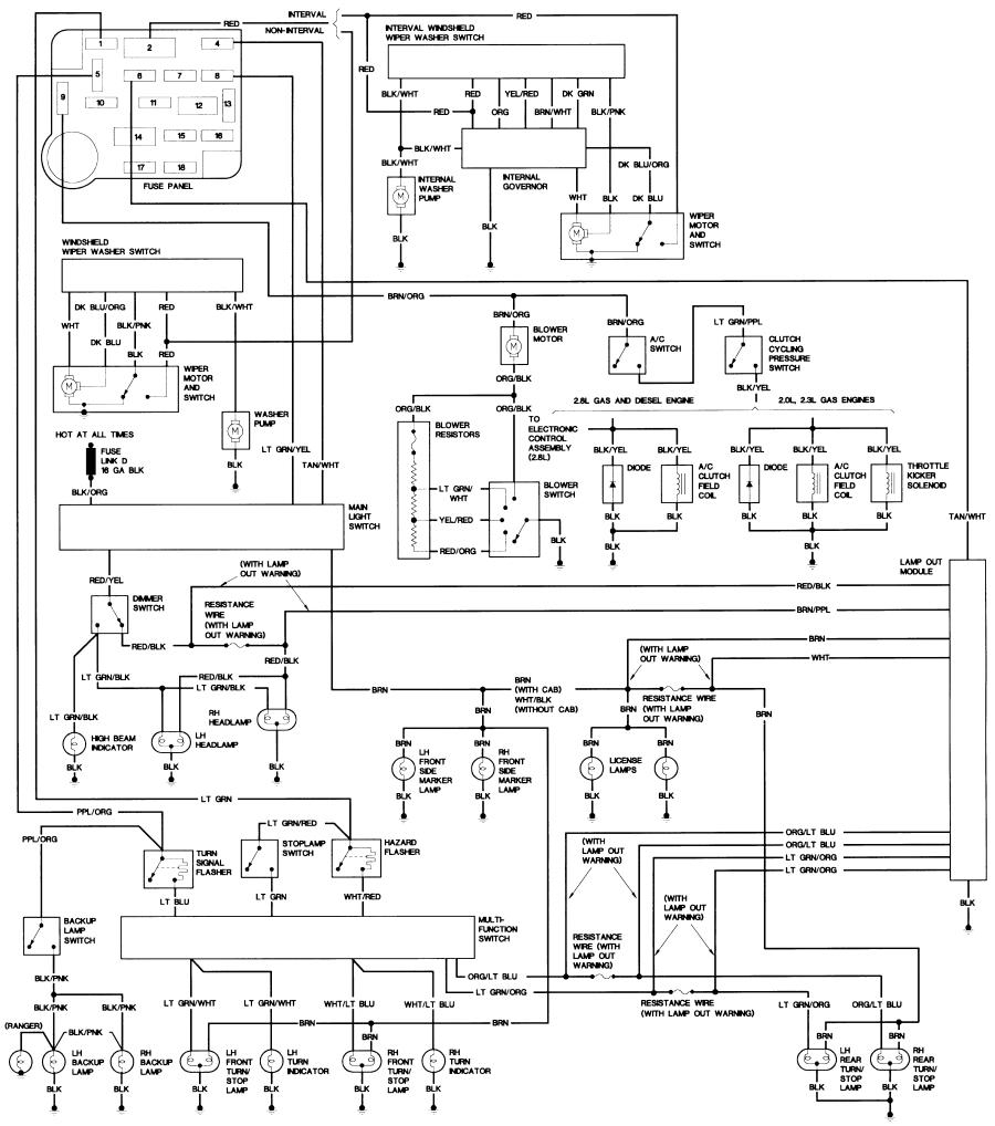 Fuse Box Diagram For 1978 Ford Bronco Largest Wiring 07 F250 95 Schematics Diagrams U2022 Rh Marapolsa Co 2007 Econoline
