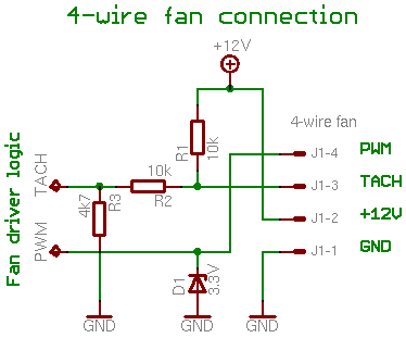 fan wiring diagram Collection-Example of motherboard logic 19-h